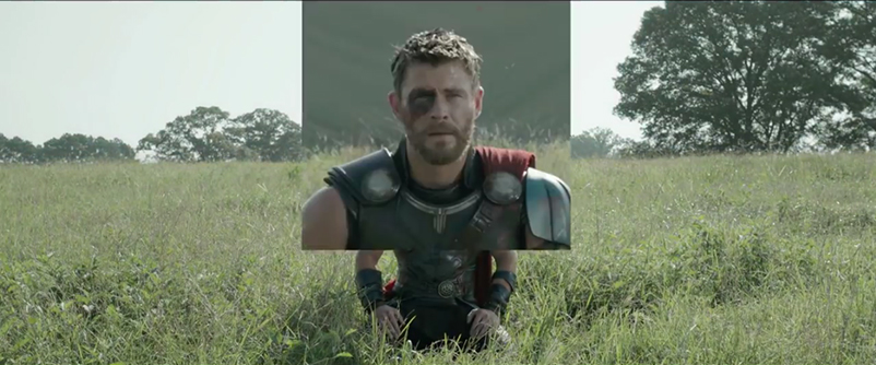 Go Behind The Scenes On Thor: Ragnarok