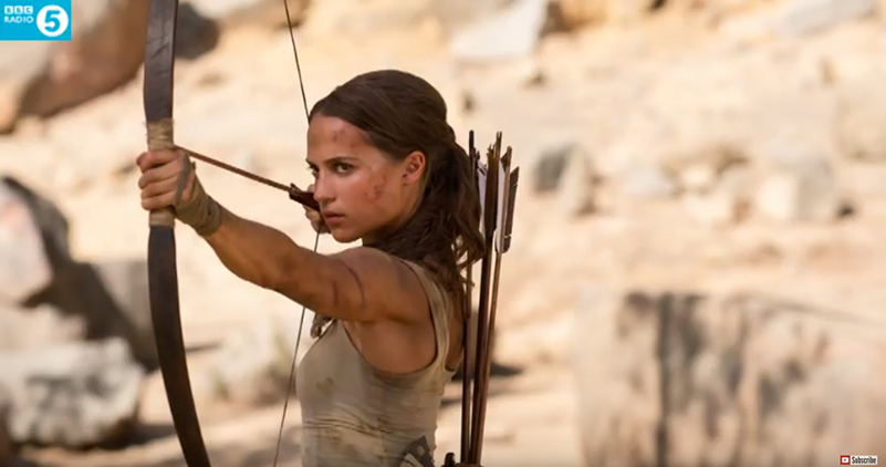 Mark Kermode Reviews Tomb Raider