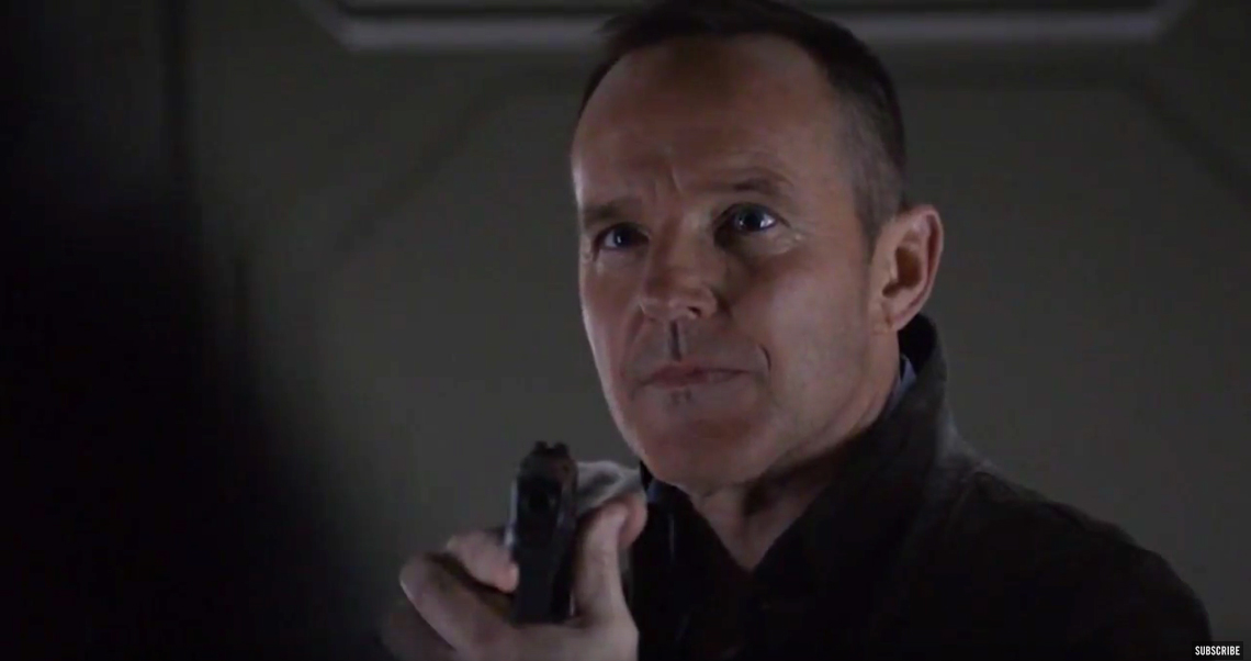 Previewing The Next Episode Of Marvel's Agents Of S.H.I.E.L.D