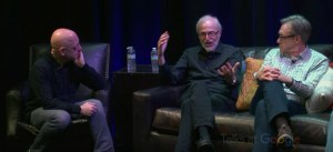 Brian Michael Bendis, Dan Jurgens, Marv Wolfman and Paul Dini Talk Superman's Anniversary At Google