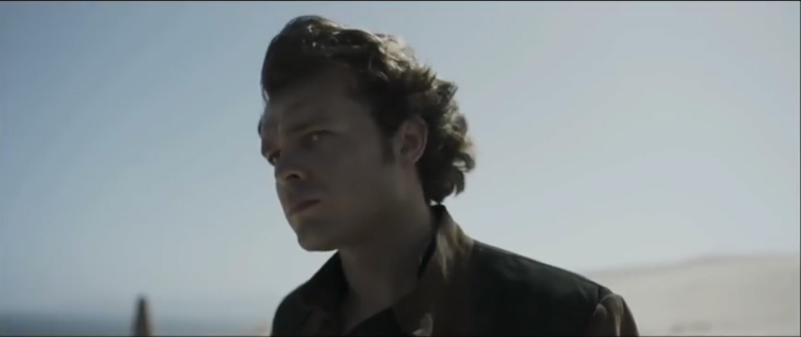 A Brand New TV Spot From Solo: A Star Wars Story Appears