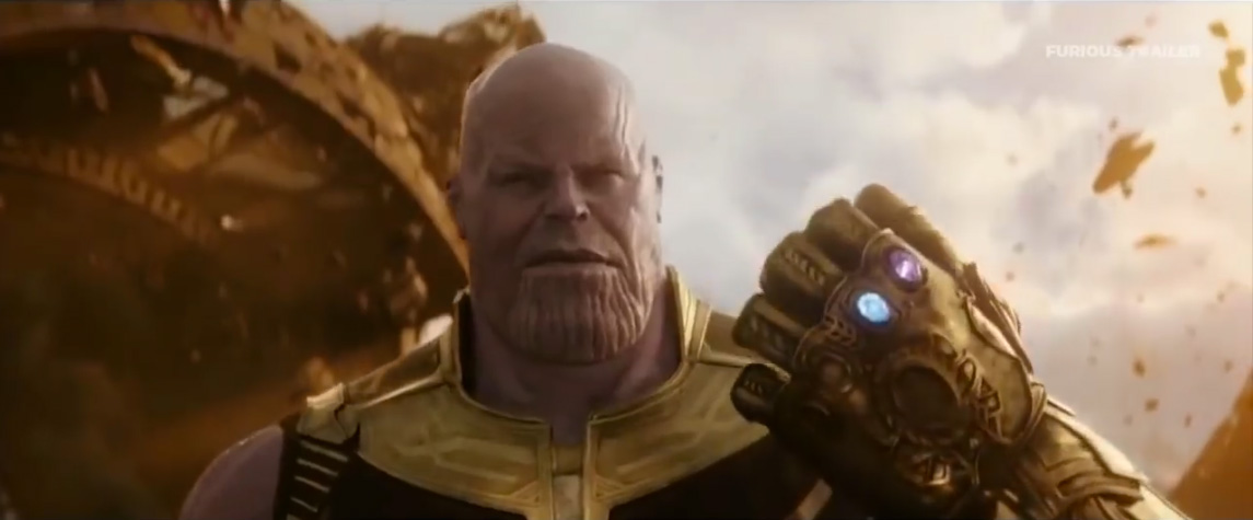 Another New TV Spot For Avengers: Infinity War Is Here
