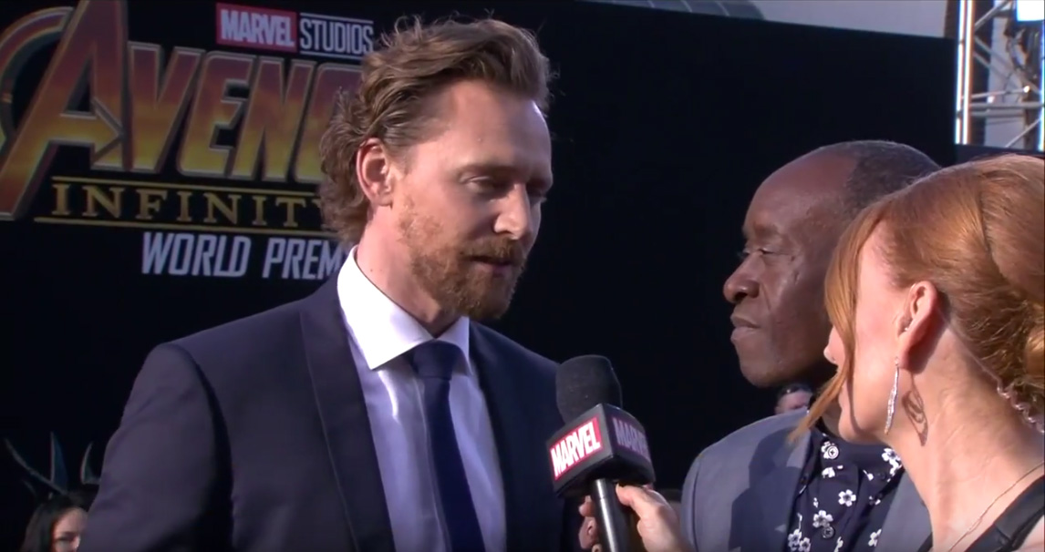 Watch The Red Carpet For Avengers: Infinity War