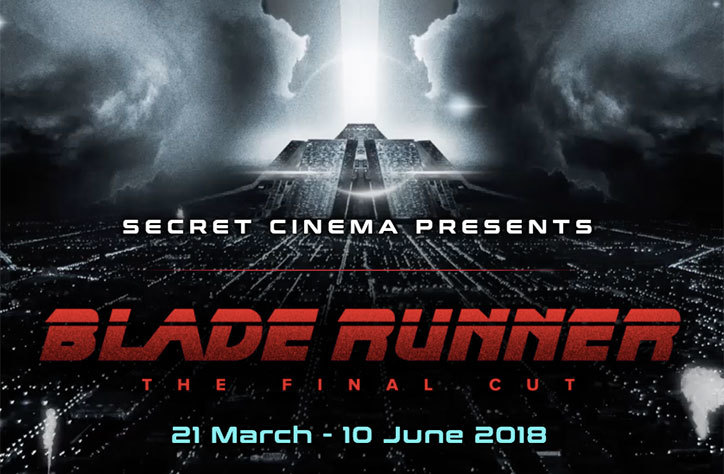 Secret Cinema Blade Runner Previewed