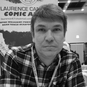 Spotlight On Portsmouth Comic Con: Laurence Campbell