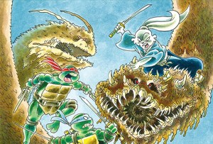 Dark Horse Presents Usagi Yojimbo/Teenage Mutant Ninja Turtles: The Complete Collection