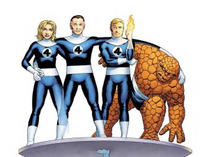 Celebrate The Return Of The Fantastic Four with Special Line-Wide Covers
