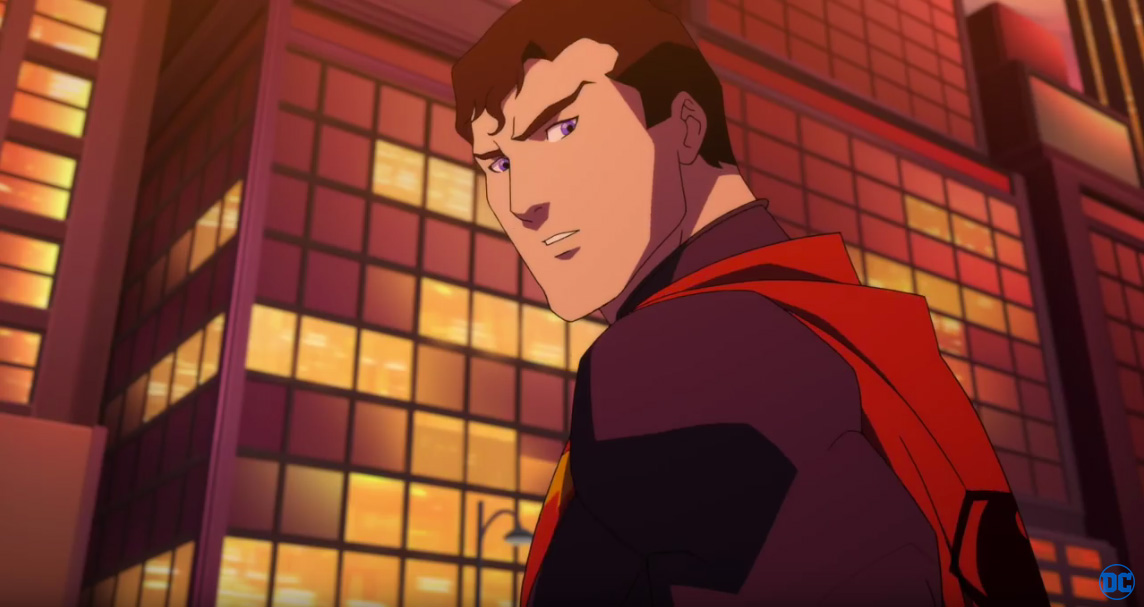 A Trailer For DC's The Death Of Superman Appears