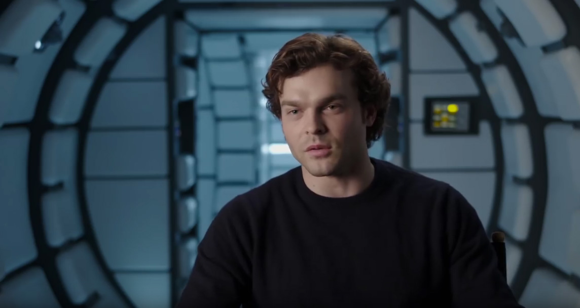 Check Out Another New Featurette From Solo: A Star Wars Story