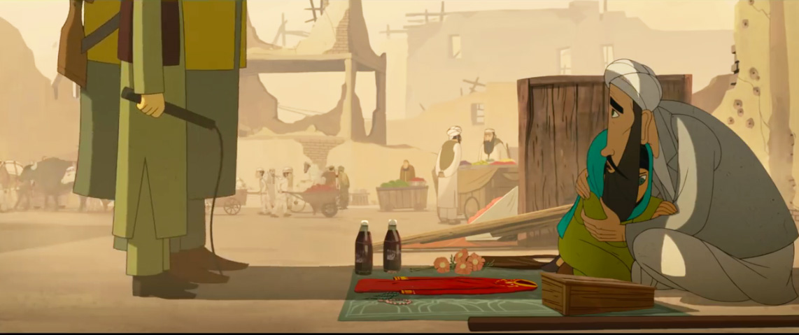 Watch Trailer For StudioCanal's Animation The Breadwinner