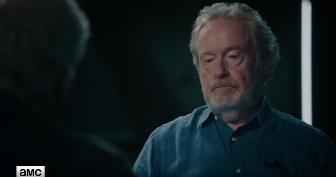 James Cameron Talks To Ridley Scott About Monsters In Sci-Fi
