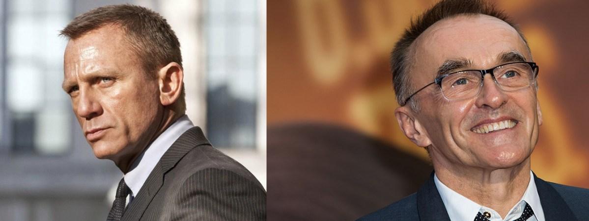 Danny Boyle Confirmed As Next James Bond Director