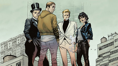 Mark Millar Reveals Anticipated The Magic Order #1 Will Have 'No Second Printings'