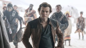Solo: A Star Wars Story Is Number One At The UK And Irish Box Office