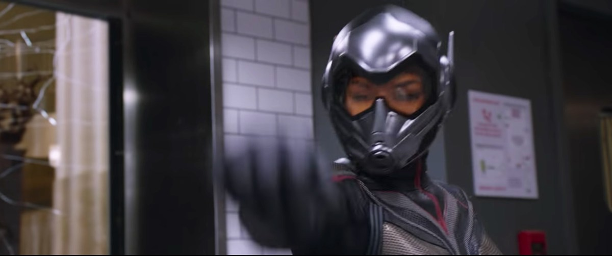 A New Clip From Ant-Man And The Wasp Is Here