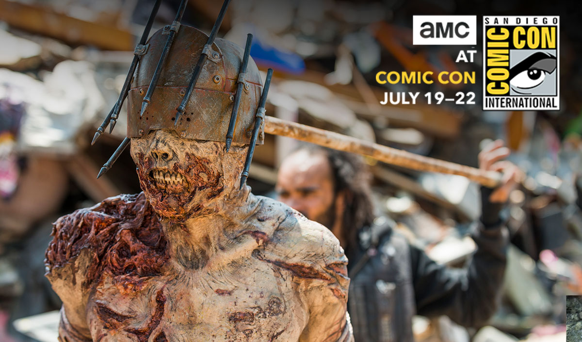 SDCC: AMC's Panels At San Diego Comic Con