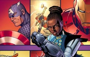 Award-winning Author Nnedi Okorafor and Eisner-nominated Artist Leonardo Romero Team Up For Marvel's Shuri #1