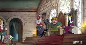 Watch A New Promo From Matt Groening's Disenchantment
