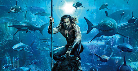 Aquaman Is King Of The International Box Office