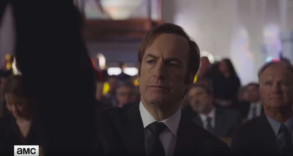 The Cast And Crew Discuss Better Call Saul Season Four Episode One