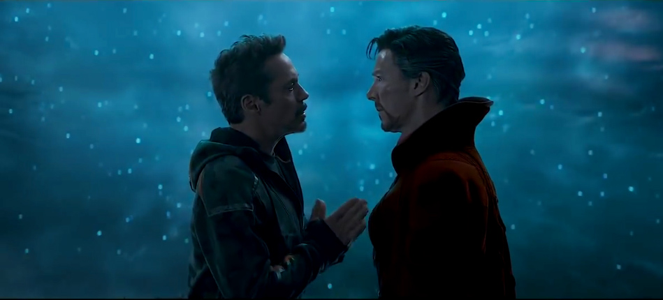 Watch Another Clip From Avengers: Infinity War