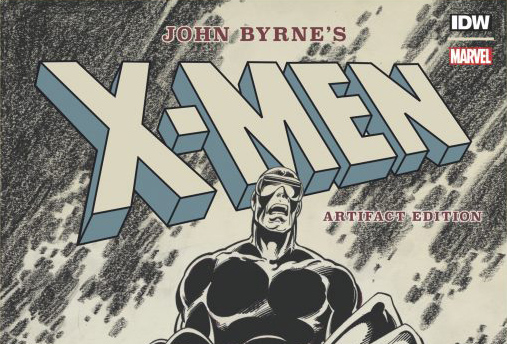 Previewing 13 Pages Of John Byrne's X-Men Artifact Edition