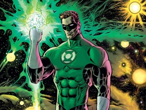 The 100 Graphic Novels You Should Read While Stuck Inside: Day Forty-one: The Green Lantern: Intergalactic Lawman