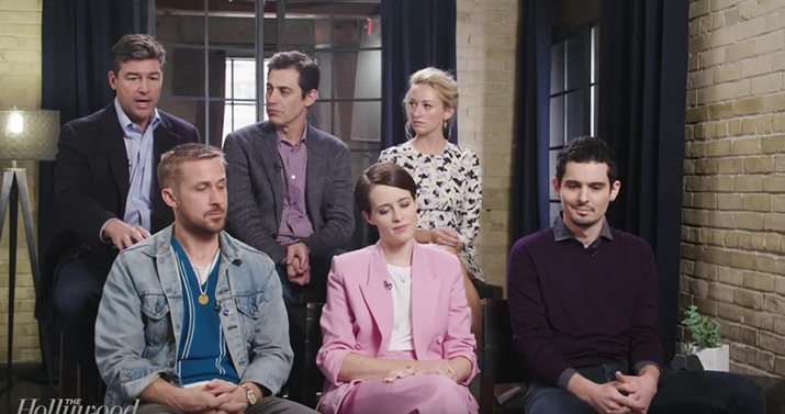 TIFF: Watch Damien Chazelle, Ryan Gosling And Cast Talk First Man