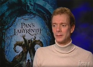 Get Ready To See Pan's Labyrinth On The Big Screen In London By Watching Doug Jones Talk About It
