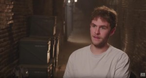 Iain De Caestecker Talks JJ Abrams Overlord Movie