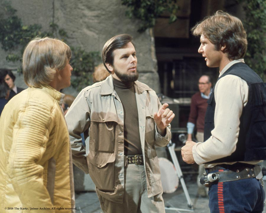 Star Wars Producer Gary Kurtz Passes Away