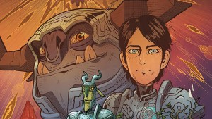 Guillermo del Toro's Emmy–Winning Series Dreamworks Trollhunters Expands At Dark Horse