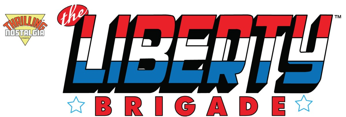 Waid, Kitson, Frenz, Perez, Buckingham and Steranko Join Forces With First-time Writer Michael Finn For The Liberty Brigade