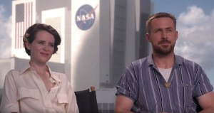 Watch Damien Chazelle, Ryan Gosling, Claire Foy, Mark And Rick Armstrong Talk First Man