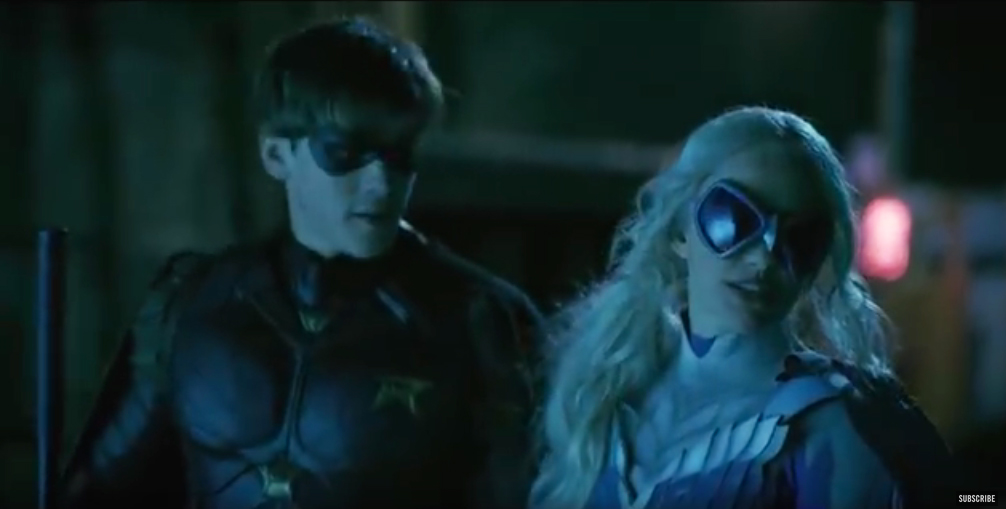 Watch A Promo For The Second Episode Of DC Universe's Titans