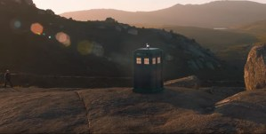 Designing A New TARDIS For Doctor Who Season Eleven