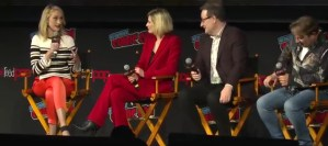 NYCC: Watch The Full Doctor Who Panel