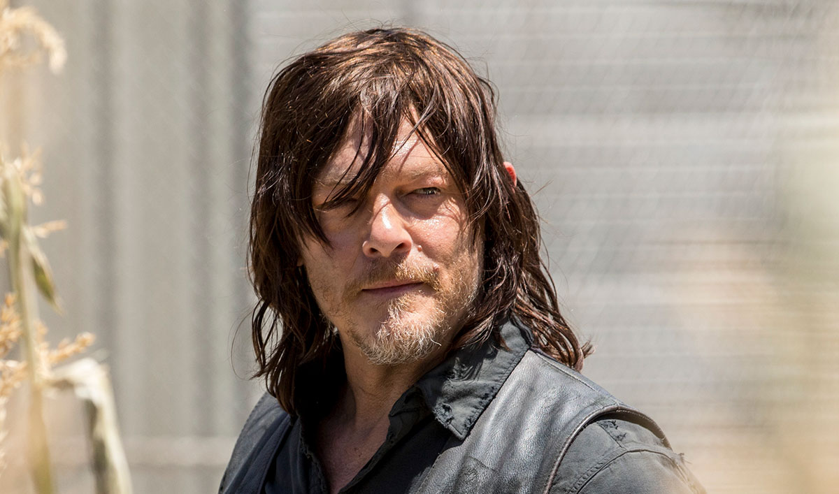 Norman Reedus Talks The Walking Dead