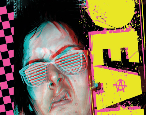 Tripwire Reviews Punks Not Dead By David Barnett And Martin Simmonds