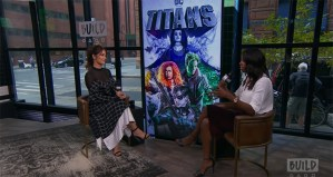 Minka Kelly Discusses Her Role In DC's Titans