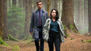 Killian Scott and Sarah Greene Lead BBC's Dublin Murders