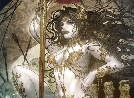 The Pirate Queen Returns in Age Of Conan: Belit