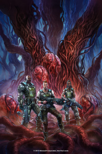 An All-New Squad of Gears Launch a Mission of Vengeance in