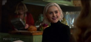 Watch A Promo For The Chilling Adventures Of Sabrina Season Two