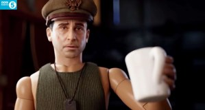 Steve Carell Talks About Welcome To Marwen To Simon Mayo