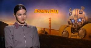 Bumblebee Cast And Director Speak