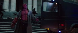 A First Trailer From Hellboy Is Here