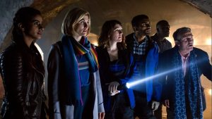 Check Out Some Photos From The New Year's Day Doctor Who Special