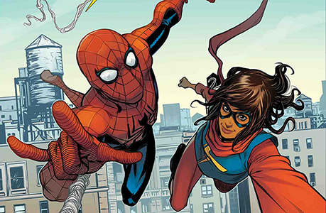 Marvel Team-Up Returns This April