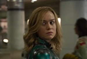 Watch Another New TV Spot For Captain Marvel